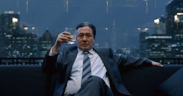 Unfortunately, Mr Jang is a poor antagonist for Lucy.