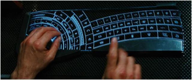 In Detail: Iron Man – Working On Something Big (54.14 – 01 ... Iron Man Holographic Computer
