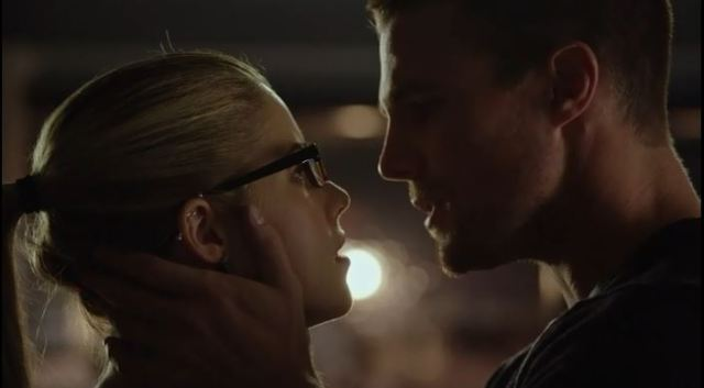"""""""I'm scared of what would happen if I let myself be Oliver Queen."""""""