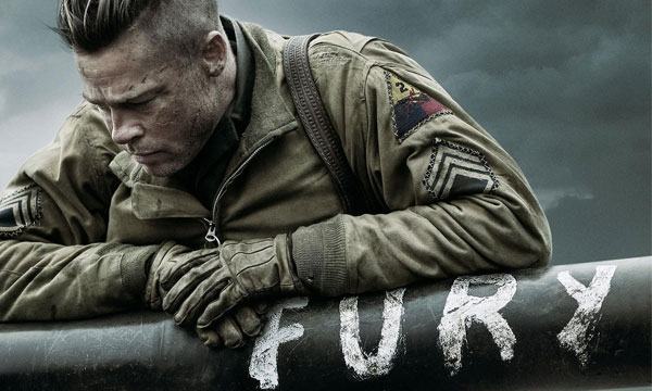 Fury does have some intense and evocative action scenes, but falls down in its larger storytelling.