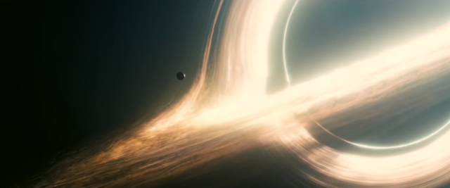 It is, very much so, a visual masterpiece of science fiction.
