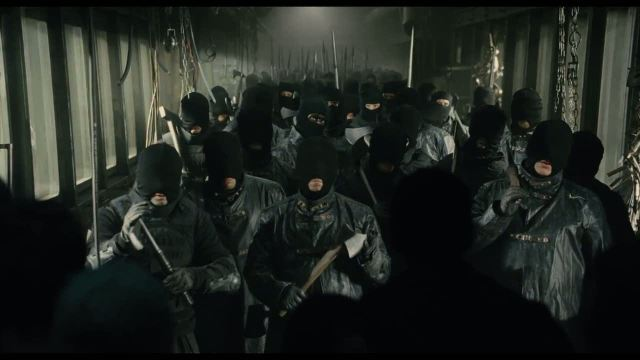 I didn't find Snowpiercer's action scenes all that brilliant, merely acceptable.