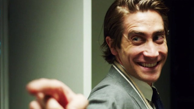 Jake Gyllenhaal goes sociopathic in Nightcrawler.