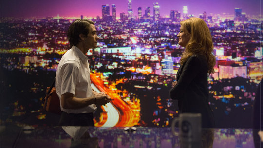 The relationship between Bloom and Nina lies at the heart of Nightcrawler's turn from sympathetic villain to outright villainy.