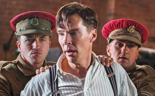 Alan Turing, finally getting the film and the actor he deserved.