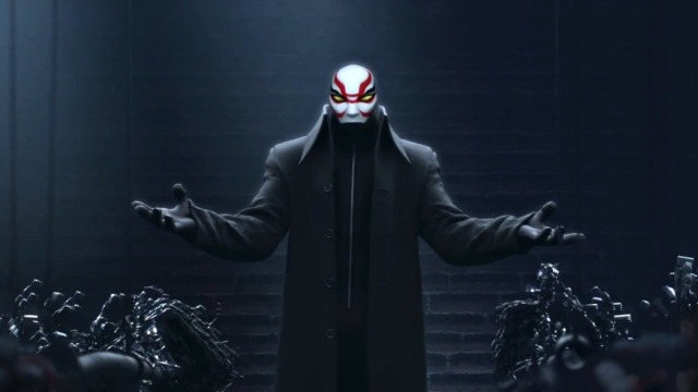 Big Hero 6 could be doing a hell of a lot better with its villain.