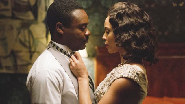 The King marriage is the well crafted heart of Selma.