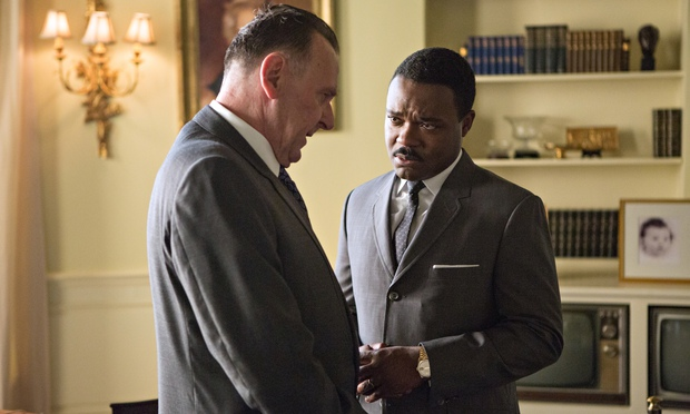 "The controversy over ""LBJ"" in Selma is largely overblown."