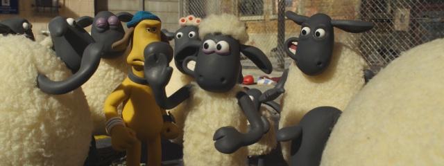 It's a sheep I tells ya, a sheep!