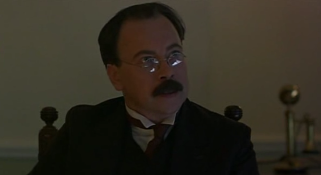 Owen Roe's Arthur Griffith occasionally looks like he will have a bigger impact, but it just isn't his story.