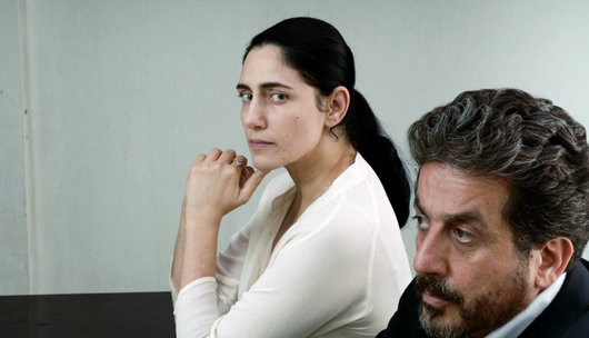 Ronit Elkabetz dominates proceedings, in front of and behind the camera.
