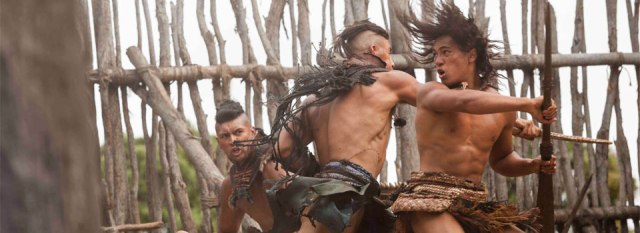 """Mau rakau"" looks interesting, but is shot in a basic repetitive way."