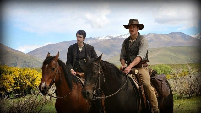 The landscape is just as important as the characters in John Maclean's Slow West.