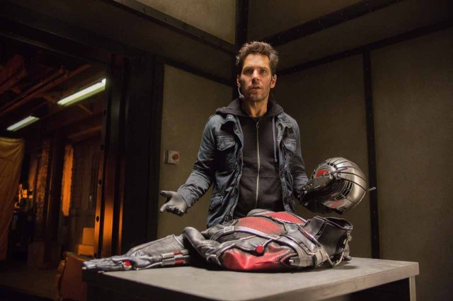 Paul Rudd takes up the MCU mantle, in one of its more unlikely projects.