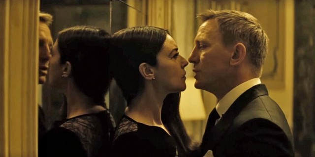 Bond is back. Pity the good female characters aren't.