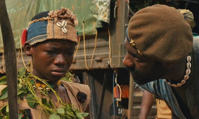 A formidable pair of leads headlines Netflix's Beasts Of No Nation, a harbinger of doom for cinemas.